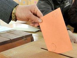 30 Mart seçim sonuçları için SSPS kararı