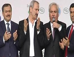 Duada Erdoğan'ın ismisöylenmeyince...