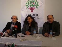 HDP saldırılara karşı AGİT'e gidiyor!