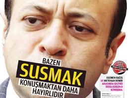 Milli Görüş'ün gazetesinden Egemen Bağış manşeti!