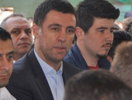 Hakan Şükür'e memleketinde protesto şoku!