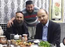 Erdoğan'ın yanındakiler bakın kim çıktı