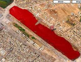 Dünyanın konuştuğu fotoğraf! Irak'ta çekildi