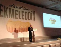 İhsanoğlu'nun o sözleri CHP'nin başını yakacak