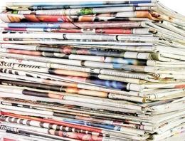 Gazete manşetleri 30 ocak 2015