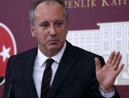 Muharrem İnce'den bomba Süleyman Şah tweeti