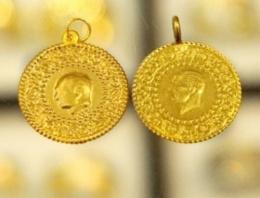 Çeyrek altın bir anda düştü son fiyat