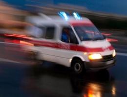 Ambulans faicası! Ölü ve yaralılar var...