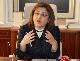 Fatma Şahin'den UNESCO'da 'Gaziantep' çıkarması