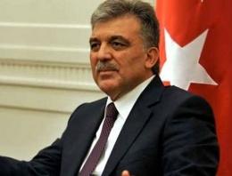 Abdullah Gül'e yeni ofisinde böcek şoku!