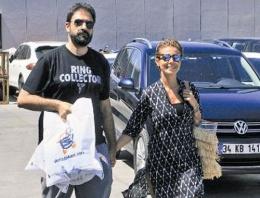 Gülben Ergen ve spiker aşkı Erhan Çelik'ten elele ilan