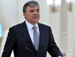 Abdullah Gül'den IŞİD çıkışı