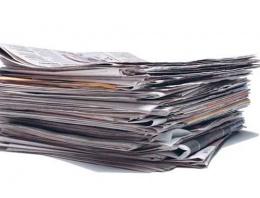 Gazete manşetleri 24 Nisan 2015