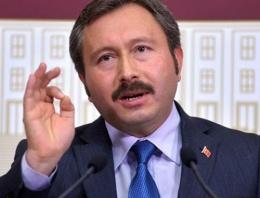 İdris Bal partisinden istifa etti!