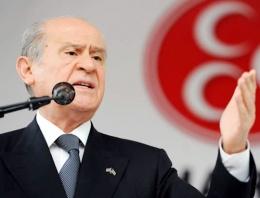 Erdoğan'ın danışmanı Bahçeli'ye meydan okudu