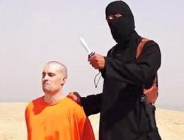 Kafa kesen IŞİD'çi o grubun üyesi çıktı