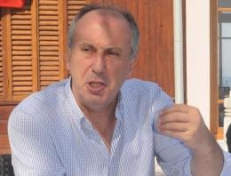 CHP'li İnce'den oğluna Erdoğan'ı dinle vasiyeti
