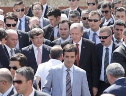 Davutoğlu ve Erdoğan'a koruma ordusu! Sayı inanılmaz