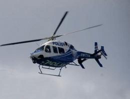 Türk helikopterleri Suriye'de iddiası