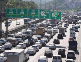 Dünyanın en kötü trafiği İstanbul'da