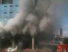 Mecidiyeköy'de patlama! SON DAKİKA
