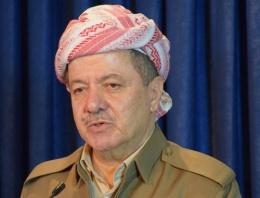 Barzani'den TSK'ya kınama! Şok iddia!