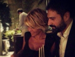 Gülben Ergen doğum gününü sevgilisiyle kutladı
