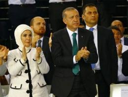Erdoğan'dan milli i