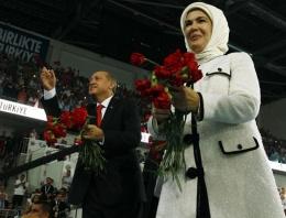 Emine Erdoğan Çankaya'ya çıkmayı hiç istememişti!