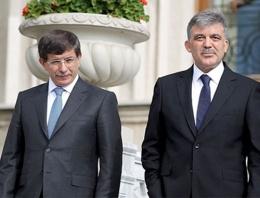Abdullah Gül'den Davutoğlu'na tarihi söz! ÖZEL HABER