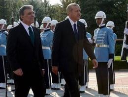 Abdullah Gül'den veda konuşması