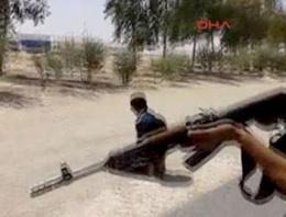 IŞİD'den yeni infaz görüntüleri (Dikkat! +18)