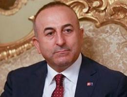 Dışişleri Bakanı: Suriye'ye girmeyiz, Körfez ısrar ediyor