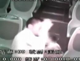 Yolcu otobüsünde tecavüze kalkıştı