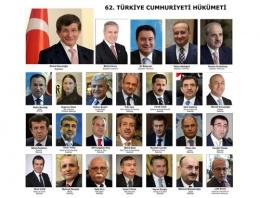 Türkiye ile Fransa yeni kabineleri şu farka bakın!