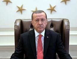 Cumhurbaşkanı Erdoğan'ın ilk 'Zafer' mesajı