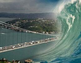 'Marmara'da tsunami tehlikesi var'