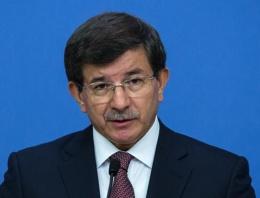 Davutoğlu'ndan Suriyeli açıklaması!
