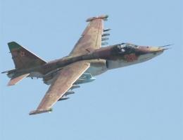 Muhalifler Ukrayna savaş uçağını düşürdü