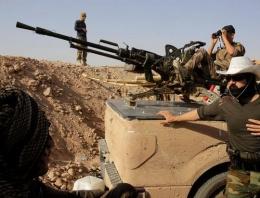 IŞİD bir kasabayı daha kaybetti