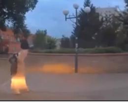 Rus kadının gizli videosu internete düşünce...