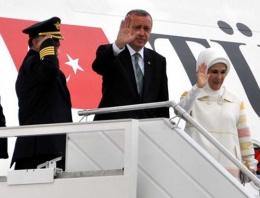 Cumhurbaşkanı Erdoğan ilk oraya gitti