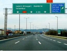 İstanbul'a yeni otoyol geliyor!