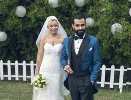 Gökhan Türkmen evlendi!