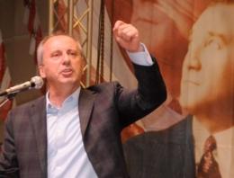 Muharrem İnce'den CHP için şok sözler