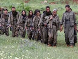 Silopi'de 7 terörist teslim oldu  FLAŞ
