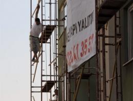 İki inşaatta iş kazası: Ölü var!