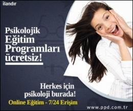 Sertifikalı Psikoloji dersleri herkese ücretsiz!