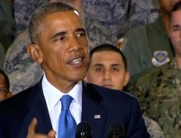 Obama'dan IŞİD'e gözdağı! FLAŞ