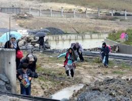 İstanbul'da öğrencilere çamur çilesi